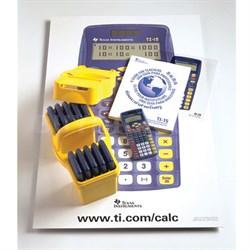 Teacher Calculator Kit - TI15TK