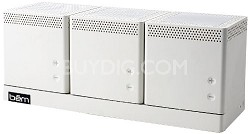 HL2002A Speaker Trio for Smartphones - Retail Packaging - White