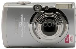 Powershot SD700 IS Digital ELPH Camera