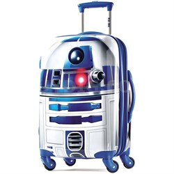 """21"""" Hardside Spinner Suitcase Luggage - Star Wars R2D2 - 65777-4431"""