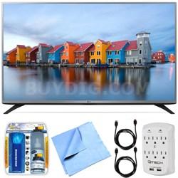 49LF5400 - 49-inch Full HD 1080p LED HDTV Essentials Bundle