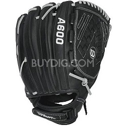 """A600 Fastpitch Glove - Right Hand Throw - Size 12.5"""""""