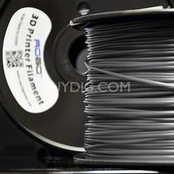 PLA Plastic 1 kg - Silver
