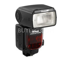 SB-900 AF TTL Speedlight USA Warranty - REFURBISHED
