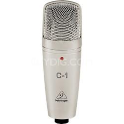 C-1 Studio Condenser Microphone