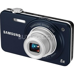 ST90 Compact 14.2 MP Indigo Blue Digital Camera