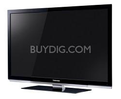 55-Inch 1080p 120 Hz Ultra Thin LED HDTV, Black