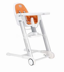 2008 Zuma High Chair (Orange)