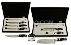 8-piece Forged Steel Cutlery Set