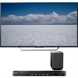 "XBR-65X750D - 65"" Class 4K Ultra HD TV w/ Hi-Res Sound bar Bundle"