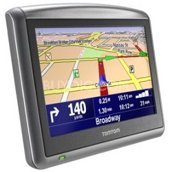 ONE XL-S 4.3-Inch Widescreen Portable GPS Navigator