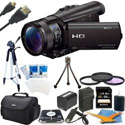 HDR-CX900/B HD Camcorder Kit