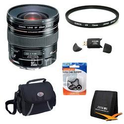 EF 20mm F2.8 USM Lens Exclusive Pro Kit