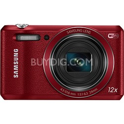 WB35F Smart Digital Camera - Red - OPEN BOX