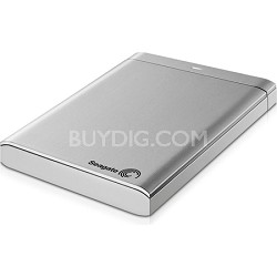 Backup Plus 1 TB USB 3.0 Portable External Hard Drive STBU1000101(Silver)