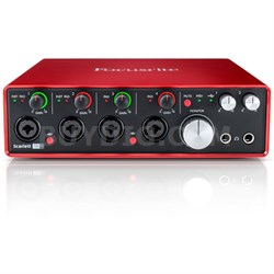 Scarlett 18i8 USB Audio Interface (2nd Generation) - OPEN BOX
