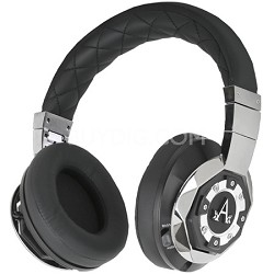Legacy Over-Ear (ANC) Headphones w/ 3-Stage Technology Black/Liquid Chrome (A01