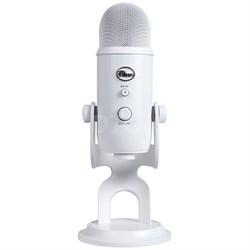 Yeti 3-Capsule USB Microphone - Whiteout