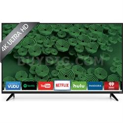 D55u-D1 D-Series - 55-Inch 120Hz 4K Ultra HD LED Smart HDTV - AS IS NO RETURNS