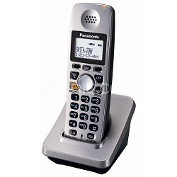 KX-TGA600M Metallic 5.8 GHz Add on Handset