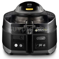 FH1163 MultiFry, Low Oil Fryer and Multi Cooker, Black