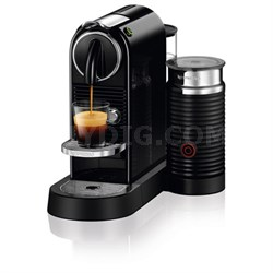 CitiZ & Milk Espresso Maker (Limousine Black)