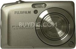 FINEPIX F50 SE - 12 MP Digital Camera with free 2GB SD Memory Card