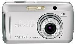 Stylus 500 Digital Camera