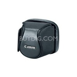 PSC-4100 Deluxe Fitted Leather Case for the Powershot SX50, SX40 & SX30 IS