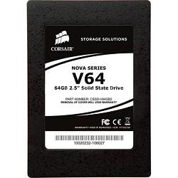 "Nova Series V64 64GB 2.5"" Solid-State Hard Drive"
