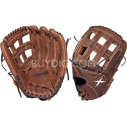 Brown 14-Inch Toxic Lite Glove (Left-Hand Throw)