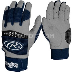 BGP950T Adult Workhorse 950 Series Batting Glove Navy Large
