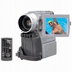 PVVM202 DETACHABLE MINIDV CAMCORDER / DIGITAL CAMERA