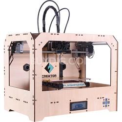 Creator Dual Extrusion 3D Printer
