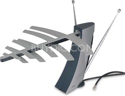 HDTV i - Indoor High-definition (HD) TV Antenna for Off-Air HDTV Reception