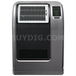 Cyclonic Digital Ceramic Heater with Remote Control - 5841