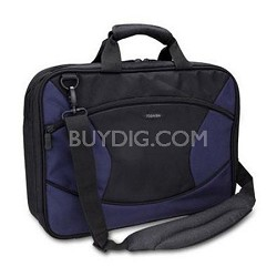 """Extreme Briefcase for Notebooks up to 16"""" (PA1505U-1CS6) - Black/Blue"""