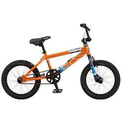 "Pit Crew 16"" Freestyle BMX Bike (Orange)"