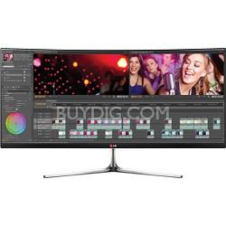"34UC97-S IPS 21:9 34"" 3440X1440 Curved UltraWide QHD LED-Lit Monitor Display"