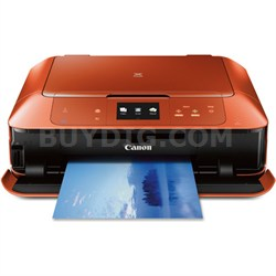 PIXMA MG7520 Orange Wireless Color All-in-One Inkjet Multifunction Printer
