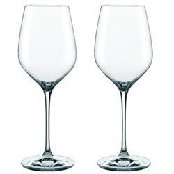 Nachtmann Supreme Red Wine Goblets. Set of 8