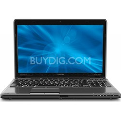 "Satellite 15.6"" P755D-S5266 Notebook PC - AMD Quad-Core Blu-Ray, 640HDD, 6GB RAM"