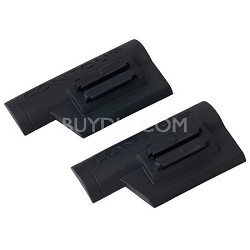 Right Profile Mount (2Pk) - Black