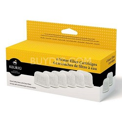 Filter Cartridges - 6 Pack Refills