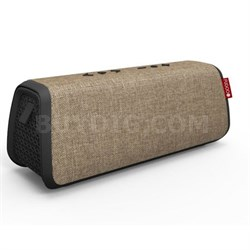 Style XL Portable Waterproof Speaker with Bluetooth - Sand/Black (FXLSTSN01)
