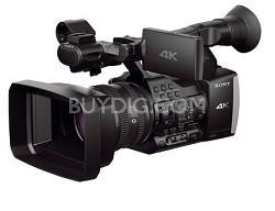 FDR-AX1 Digital 4K Video Camera Recorder - OPEN BOX