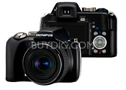SP-565 UZ 10MP with 20x Wide Angle Lens