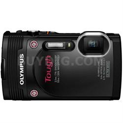 TG-850 16MP Waterproof Shockproof Freezeproof Dig. Camera /Black - REFURBISHED
