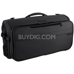 "375-4 Baseline 22"" Compact Garment Bag - Black"