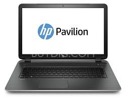 "Pavilion 17-F029WM 17.3"" AMD QuadCore A6-6310 Notebook"